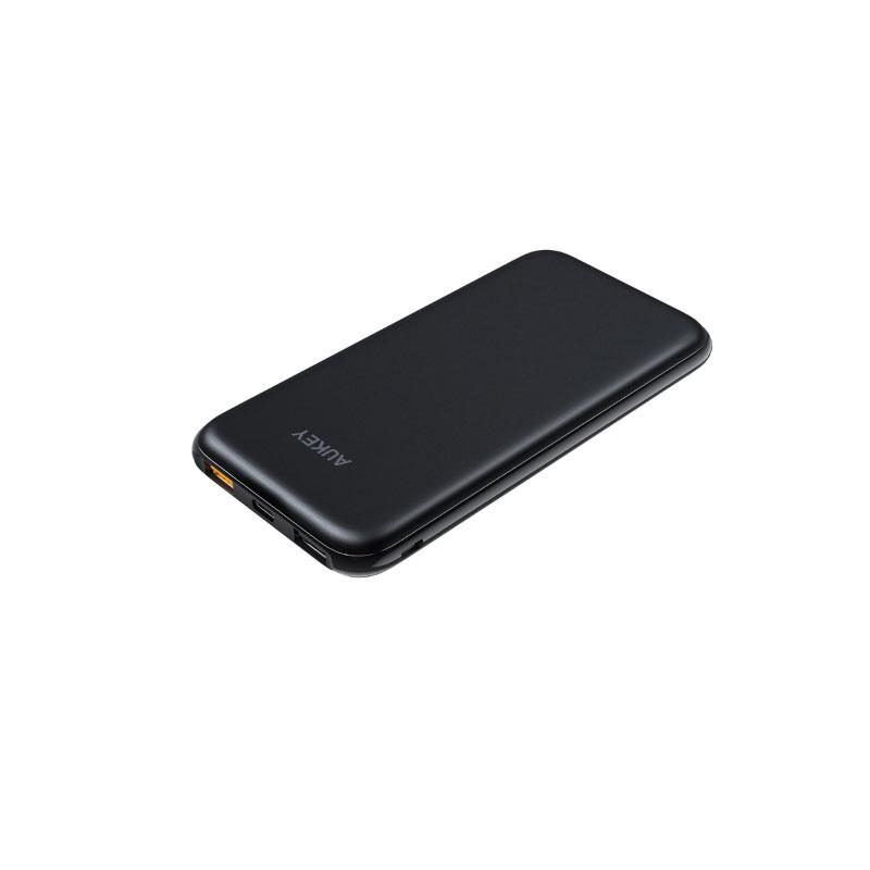 แบตสำรอง Aukey PB-XD10 10000mAh USB-C PowerBank with Quick Charge