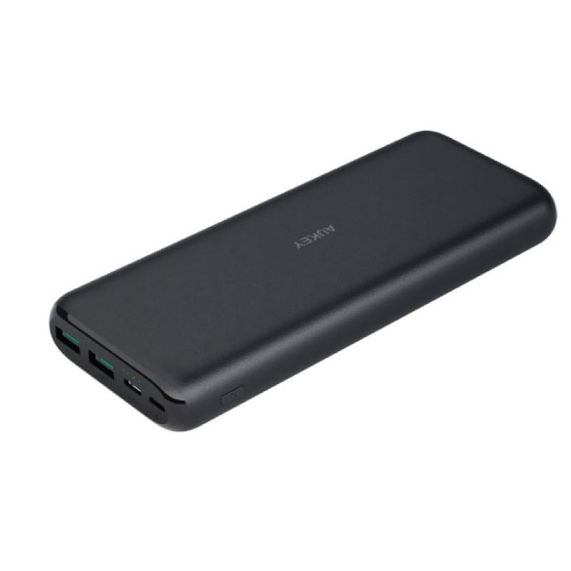 แบตสำรอง Aukey PB-XN20 20,000mAh Slim USB-C Powerbank Fast Charge