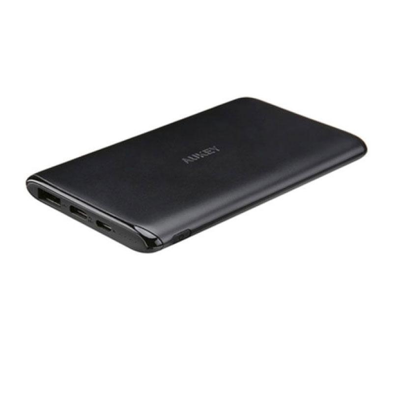 แบตสำรอง Aukey PB-XN5 5000mAh Slim USB-C PowerBank Fast Charge ซื้อ