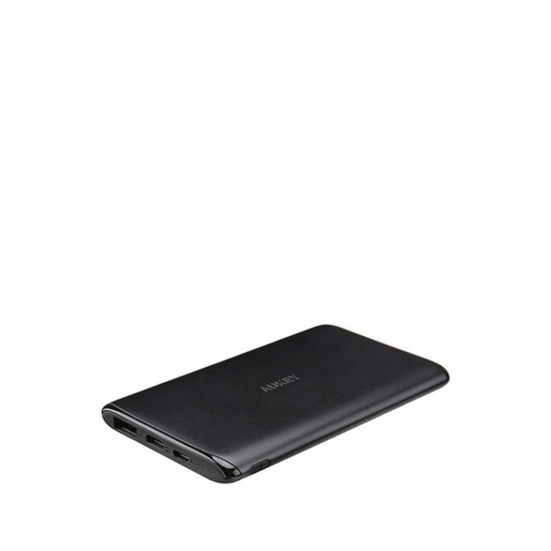 แบตสำรอง Aukey PB-XN5 5000mAh Slim USB-C PowerBank Fast Charge
