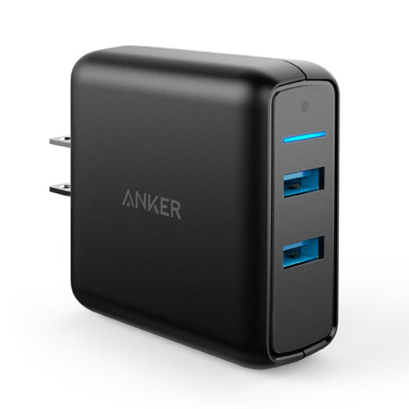 หัวแปลง Anker PowerPort Speed 2 Quick Charge 3.0 Adapter