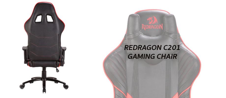 เก้าอี้เล่นเกม Redragon RD-C201 Gaming Chair จุดเด่น