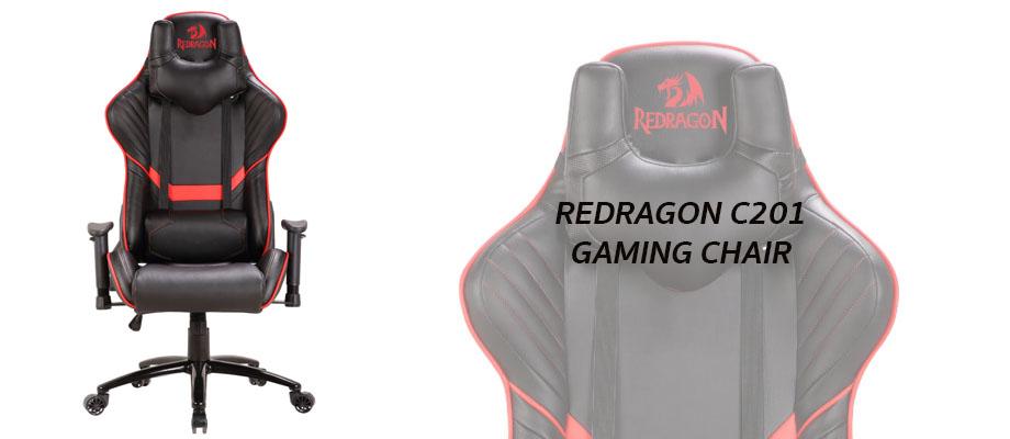 เก้าอี้เล่นเกม Redragon RD-C201 Gaming Chair รีวิว