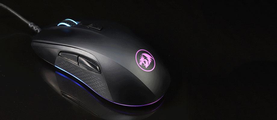 เมาส์ Redragon RD-M718 Gaming Mouse จุดเด่น