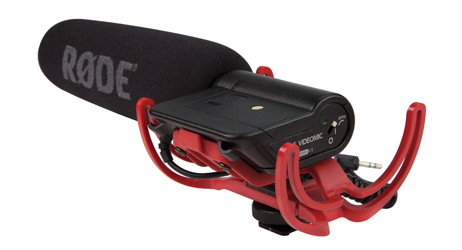 Rode Video Mic Directional On-camera Microphone สเปค