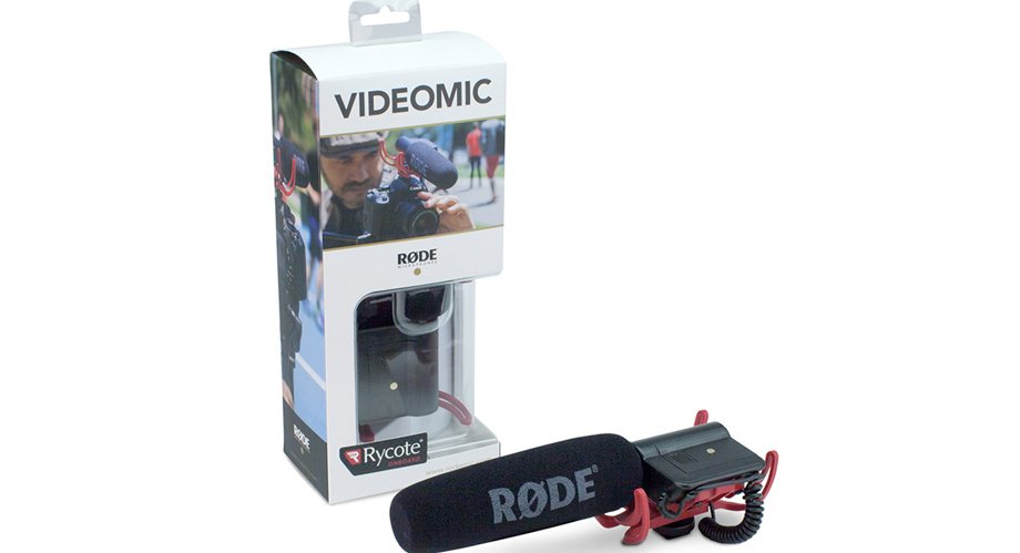 Rode Video Mic Directional On-camera Microphone รีวิว