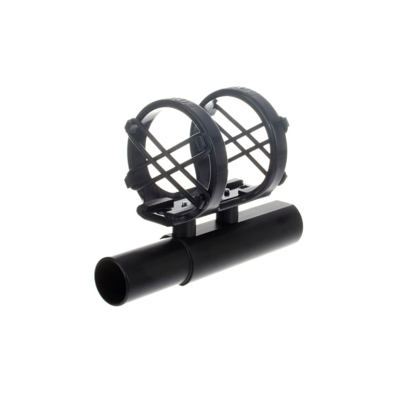 Rode SM5 suspension shock mount with ring clamp adaptor