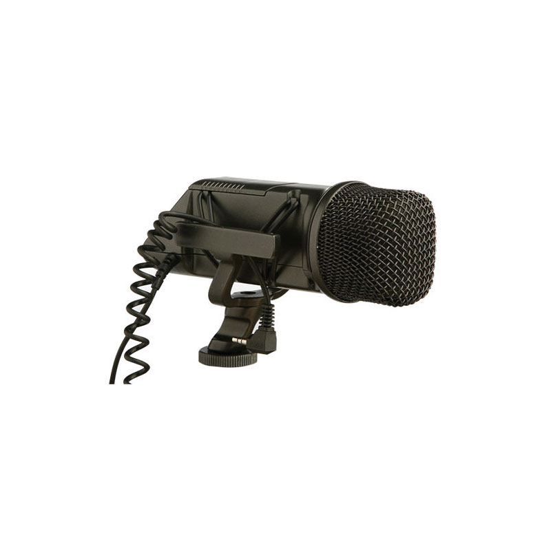 Rode SVM Stereo Condenser Microphone with Integrated Shockmount