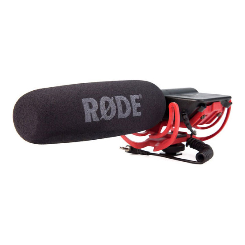 Rode Video Mic Directional On-camera Microphone