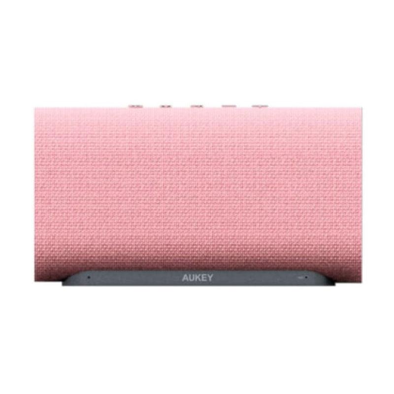 ลำโพงไร้สาย Aukey SK-M30 Black Eclipse Bluetooth Speaker