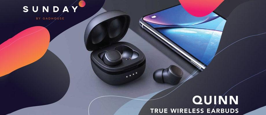 หูฟังไร้สาย SUNDAY QUINN True Wireless ราคา