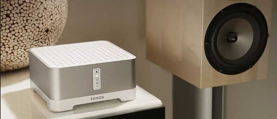 แอมป์ Sonos Connect Amp
