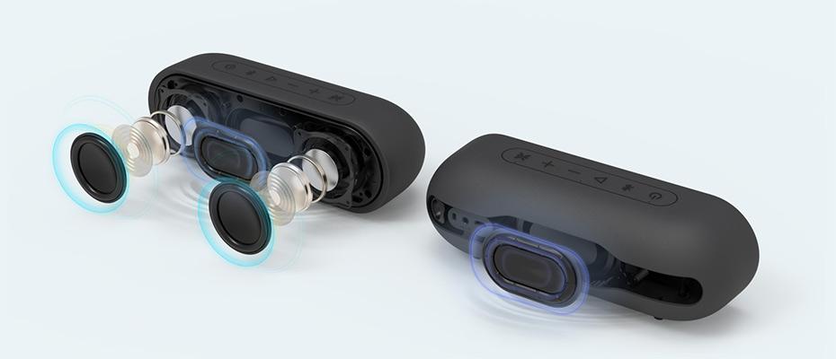 ลำโพงไร้สาย Tribit MaxSound Plus Speaker