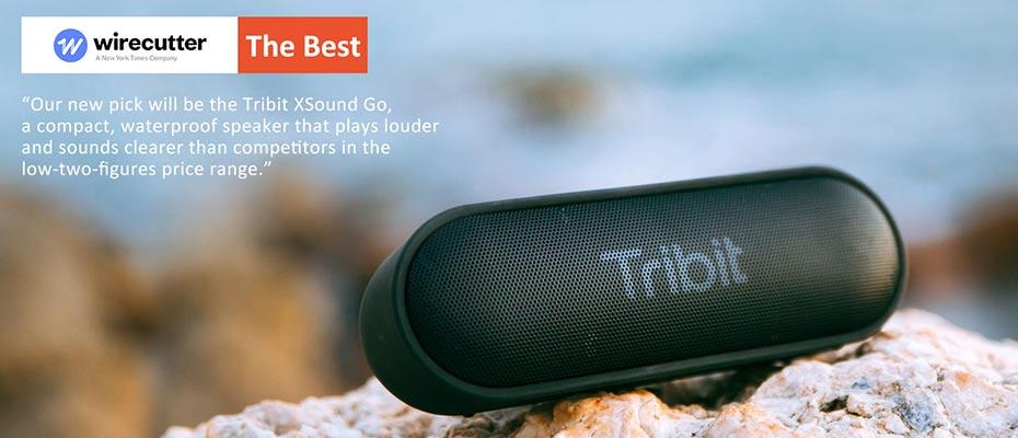 ลำโพงไร้สาย Tribit Xsound Go Speaker