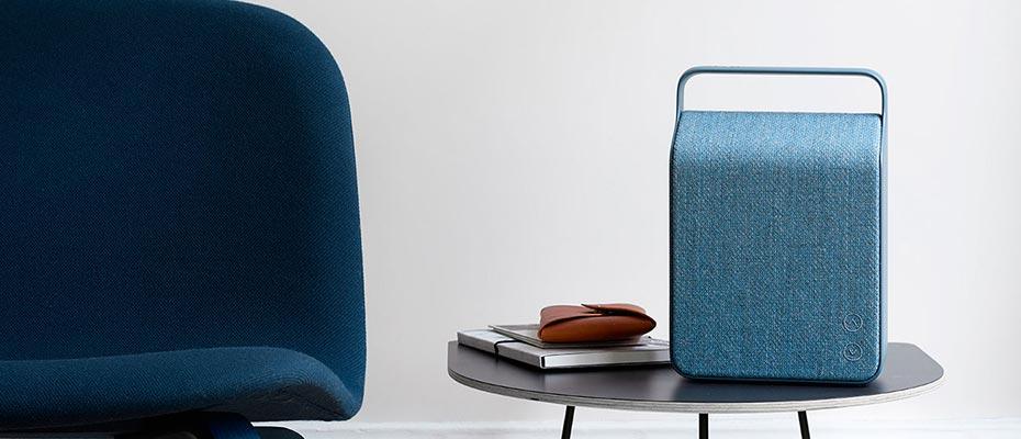 ลำโพงพกพา Vifa Oslo Bluetooth Speaker