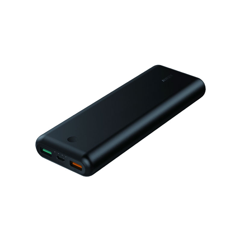 แบตสำรอง Aukey PB-XD20 20000mAh USB-C PowerBank with Quick Charge