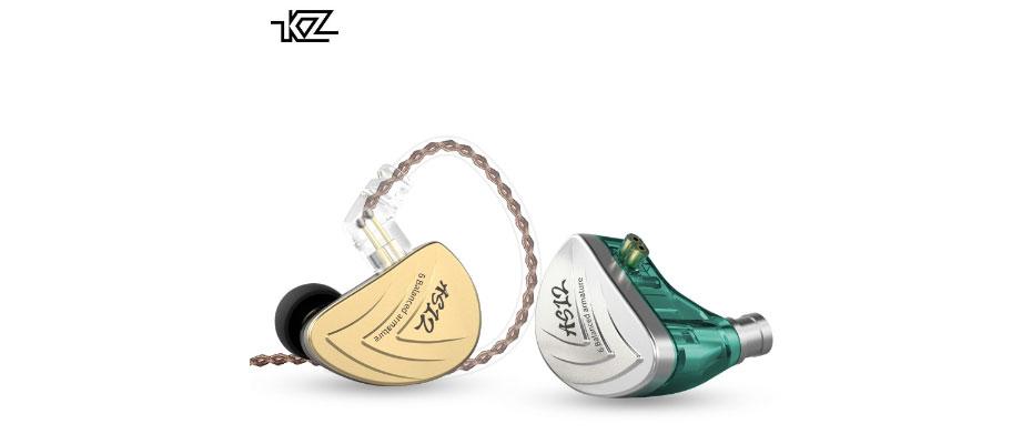 หูฟัง KZ AS12 In-Ear ราคา