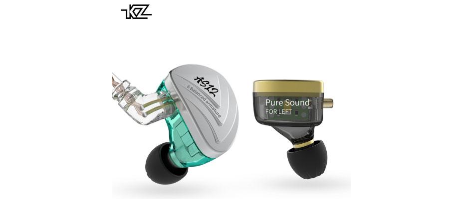 หูฟัง KZ AS12 In-Ear ซื้อ