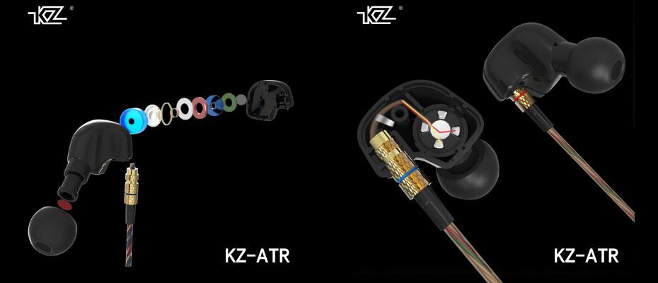 หูฟัง KZ ATR In-Ear ซื้อ