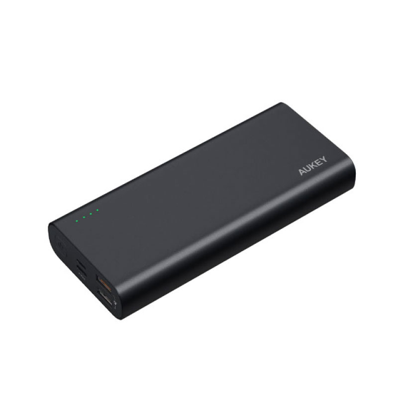 แบตสำรอง Aukey PB-XD13 20000mAh USB-C PowerBank with Quick Charge