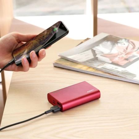 แบตสำรอง Aukey PB-XD12 10000mAh USB-C PowerBank with Quick Charge ซื้ิอ-ขาย