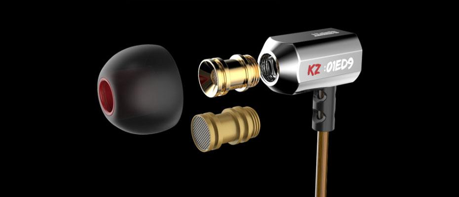 หูฟัง KZ ED9 In-Ear ซื้อ