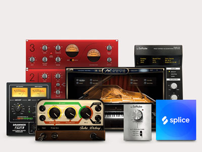 Focusrite Scarlett Solo 3rd Gen USB Audio Interface ในกล่อง