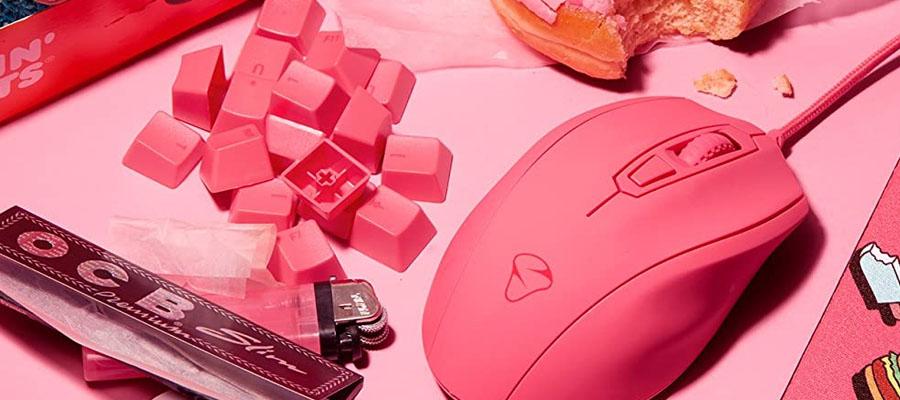 เมาส์ Mionix Castor Optical Gaming mouse สเปค