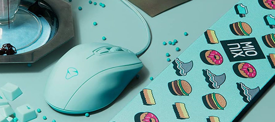 เมาส์ Mionix Castor Optical Gaming mouse ราคา