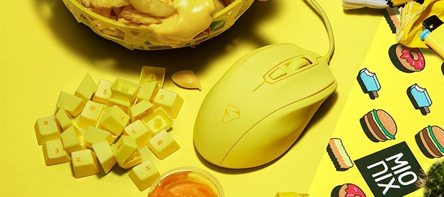 เมาส์ Mionix Castor Optical Gaming mouse รีวิว