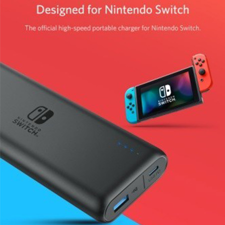 แบตสำรอง Anker PowerCore 20100 Nintendo Switch Edition PD ซื้อ-ขาย