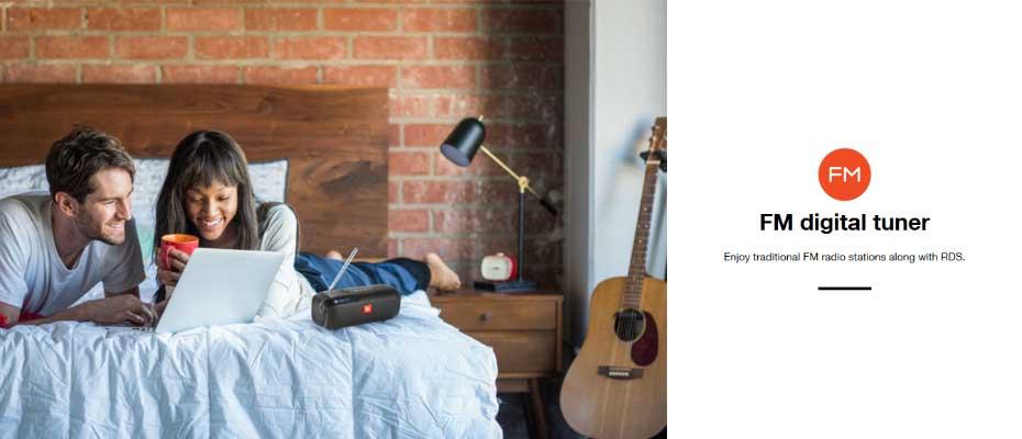 ลำโพง JBL Tuner Portable Bluetooth Speaker ราคา