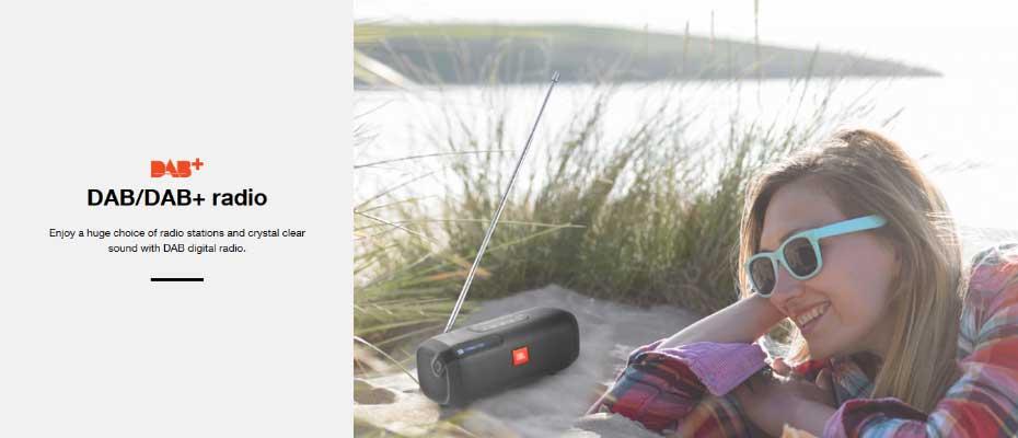 ลำโพง JBL Tuner Portable Bluetooth Speaker ขาย