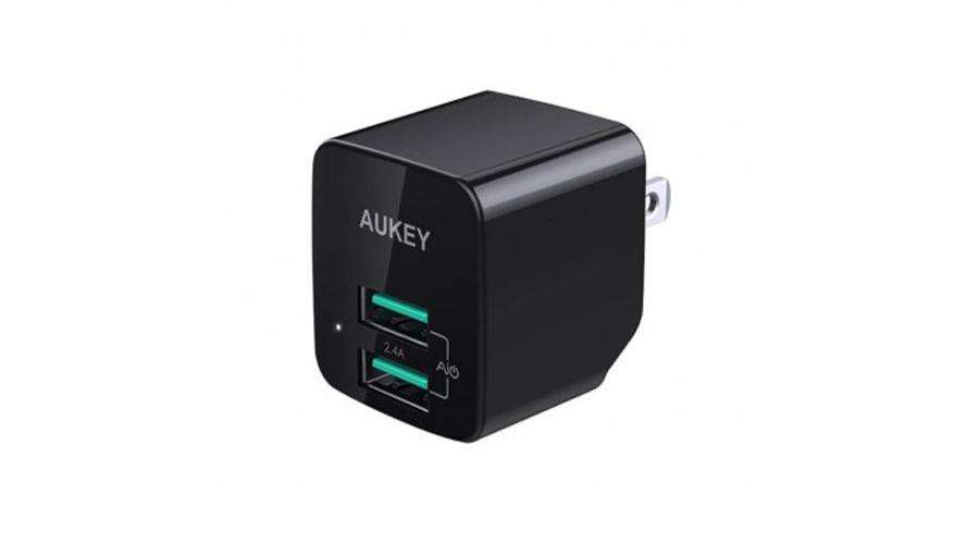 หัวชาร์จ Aukey PA-U32 ULTRA COMPACT AiPower Adapter รีวิว