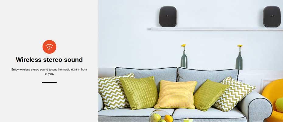 ลำโพงไร้สาย JBL Control Xstream Wireless Speaker ขาย