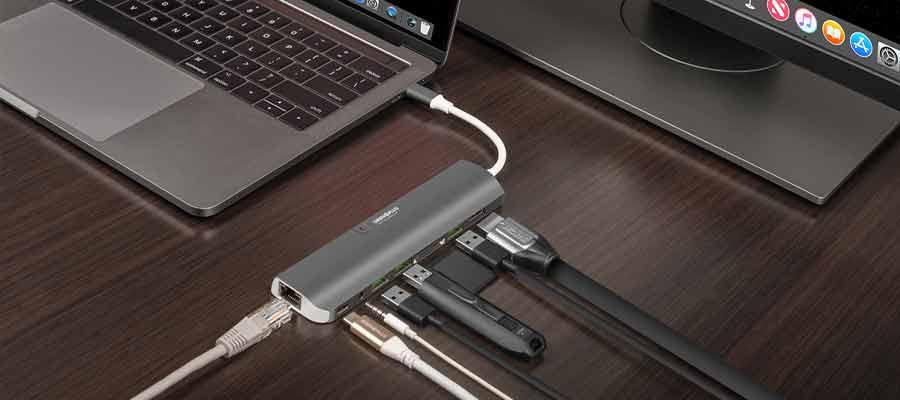 ตัวแปลง Grenoplus Xten C 2 Combo Hub with Cable 9 in 1 ราคา