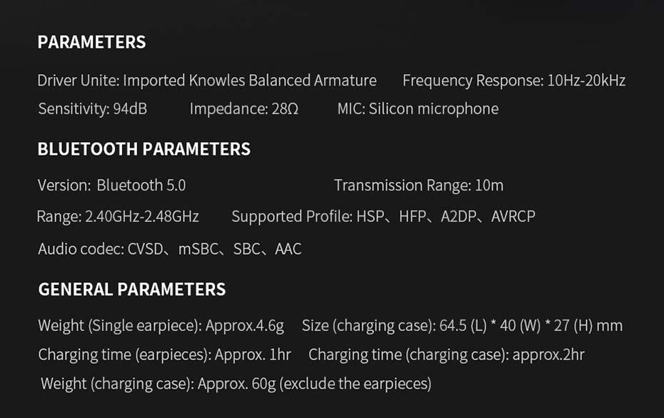 Astrotec S60 True Wireless