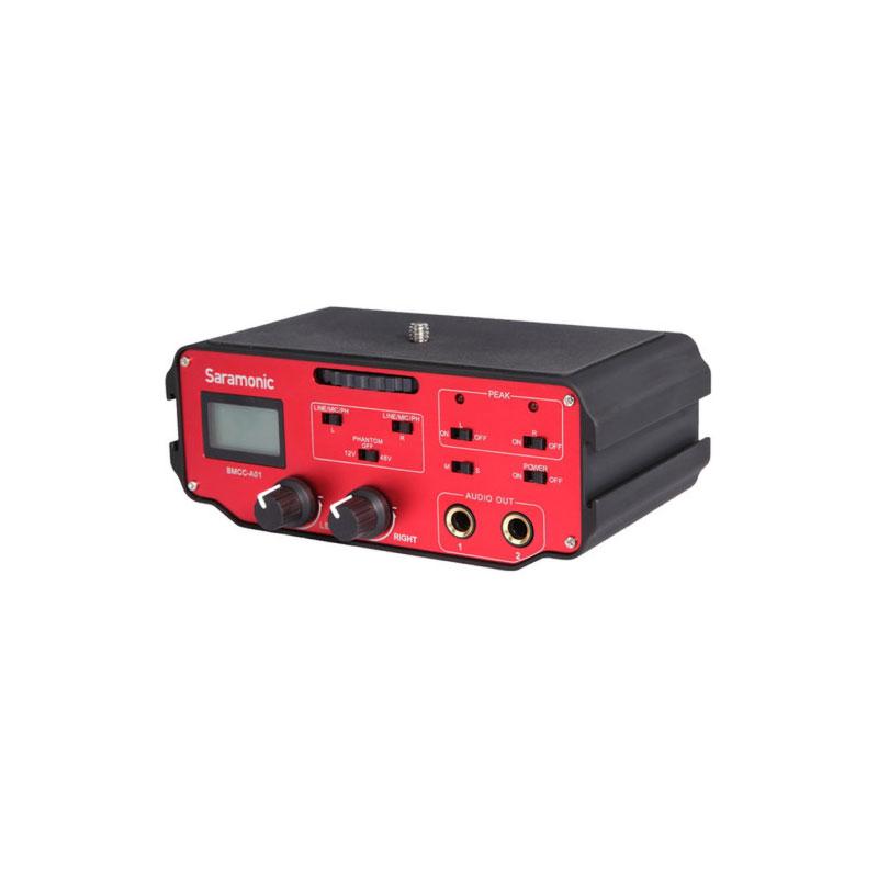 Saramonic BMCC-A01 Audio Adapter for Blackmagic Cinema Camera