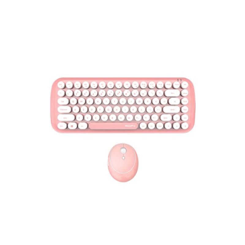 เมาส์และคีย์บอร์ด MOFii CANDY S 2.4G Wireless Keyboard mouse Combo Set (TH)