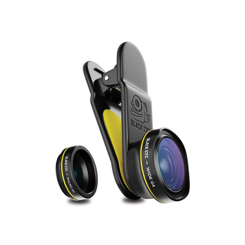 กล้องติดมือถือ Black Eye Combo G4 - Travel Edition
