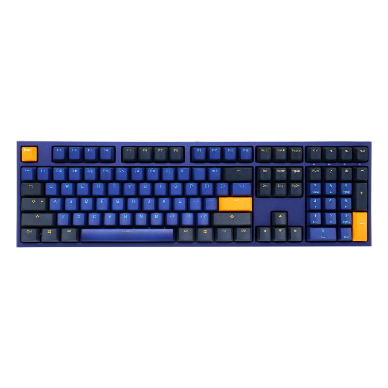 คีย์บอร์ด Ducky One 2 Horizon Mechanical Keyboard