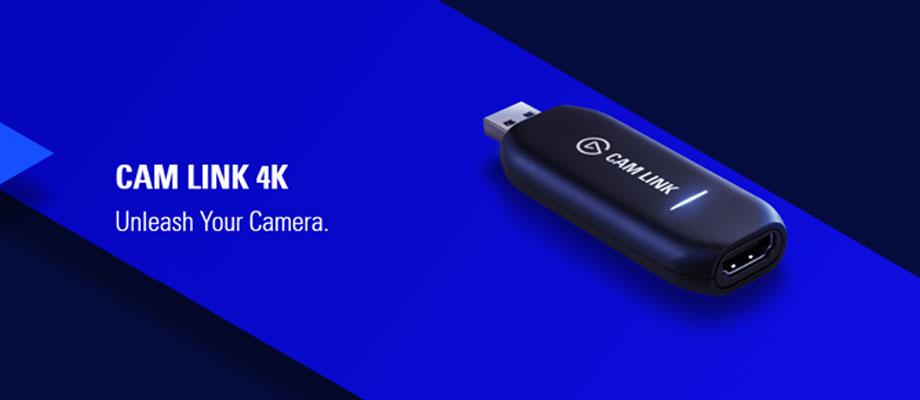 การ์ดจับภาพ Elgato Cam Link 4K capture Card รีวิว