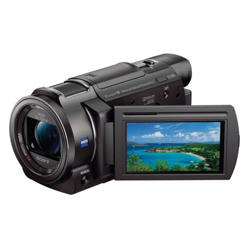 กล้องวีดีโอ Sony FDR-AX33 4K Video Camera