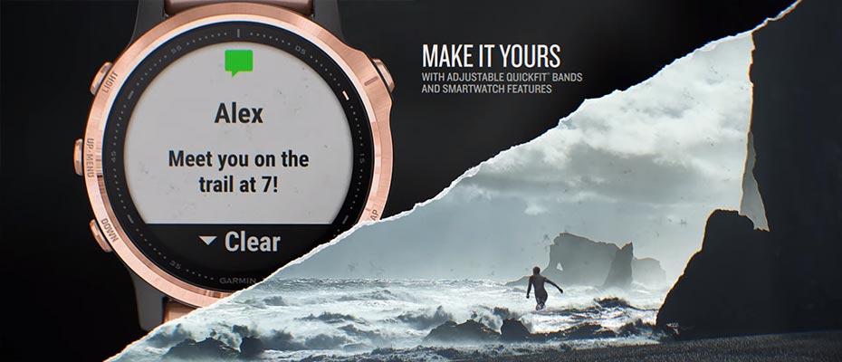 Garmin Fenix 6 Sport Watch