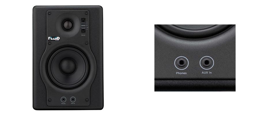 ลำโพง Fluid Audio F4 Speaker รีวิว