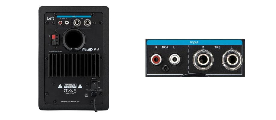 ลำโพง Fluid Audio F5 Speaker ซื้อ ขาย