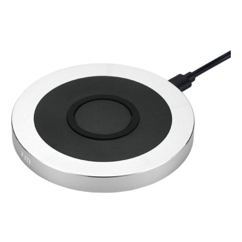 แท่นชาร์จ Just Mobile AluBase Wireless Aluminum High Speed Wireless Charger