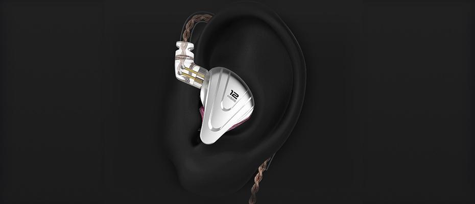 หูฟัง KZ ZSX In-Ear