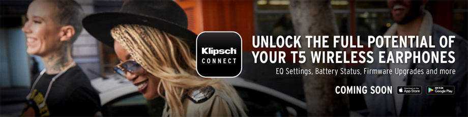 หูฟังไร้สาย Klipsch T5 True Wireless จุดเด่น