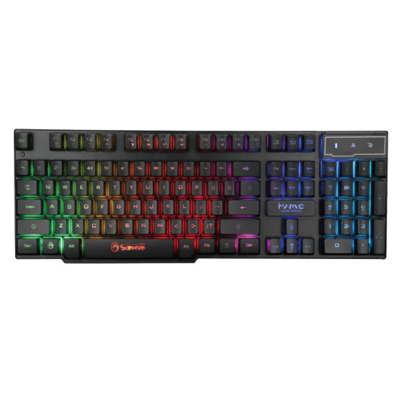 คีย์บอร์ด Marvo K-632G Mechanical Keyboard